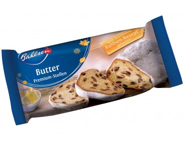 Bahlsen Stollen Butter 500g