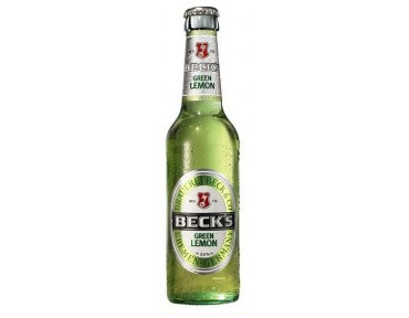 Becks Green Lemon 33Cl