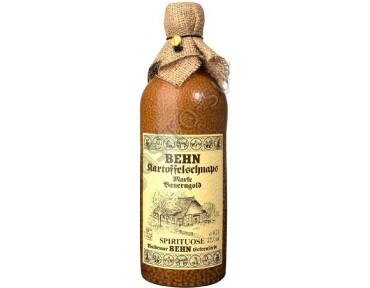 Behn Kartoffelschnaps Bauerngold 0,7l Tonkrug