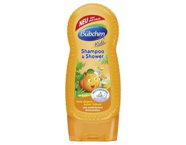 Bübchen Shampoo Und Shower Aprikose