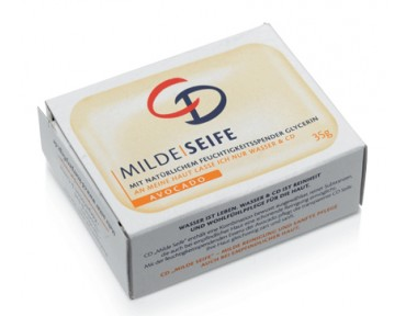 CD Milde Reise-Seife Avocado 35g