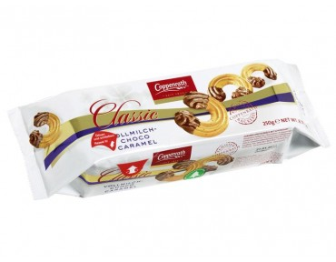 Coppenrath Choco Caramel Vollmilch 200g