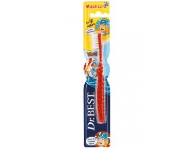 Dr. Best Brosse à dents pour dents de lait