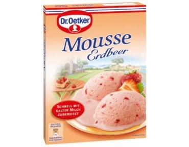 Dr. Oetker Mousse au fraise