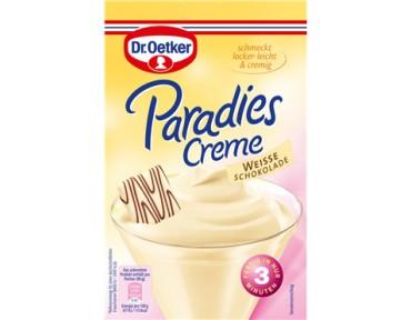 Dr. Oetker Paradies Creme des Jahres Weiße Schokolade