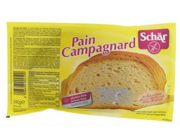 Dr. Schär pain de campagne sans gluten 240g