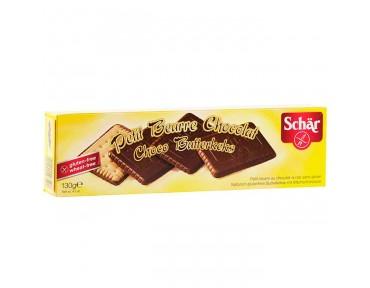 Dr. Schär Butterkeks Petit beurre Chocolat