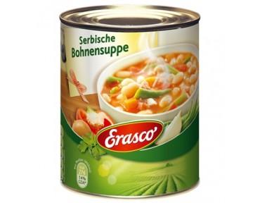 Erasco Serbische Bohnensuppe 800g