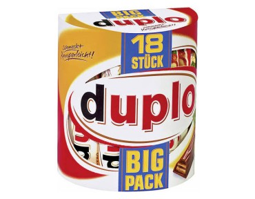 Ferrero Duplo x18 Big pack