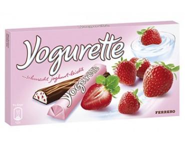 Yogurette Erdbeere 100g
