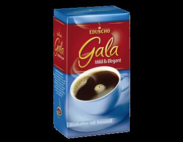 Eduscho Gala Mild & Elegant Gemahlen