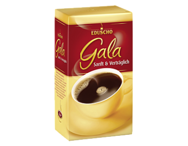 Eduscho Gala Sanft & Verträglich Gemahlen