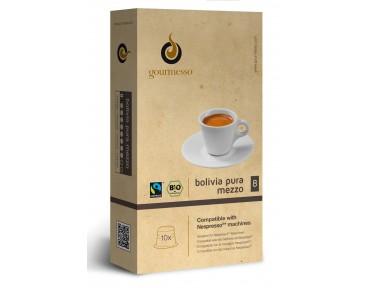 Gourmesso Bolivia Pura Mezzo - 10 capsules