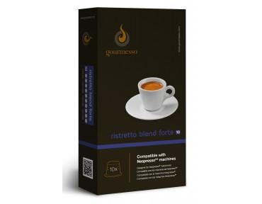 Gourmesso Ristrettro Blend Forte - 10 capsules