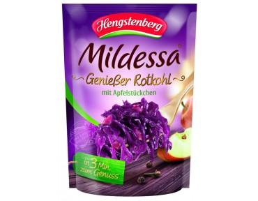 Hengstenberg Mildessa Apfelrotkohl 400g