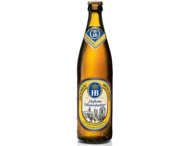 Hofbräu bière Oktoberfest 50cl