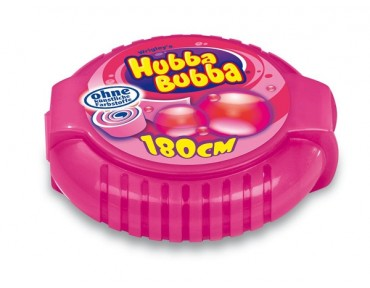 Hubba Bubba Bub Tapes Fancy Fruits