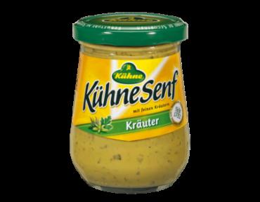 Kühne Kräutersenf 250ml