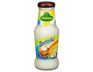 Kühne Tzatziki Sauce 250ml
