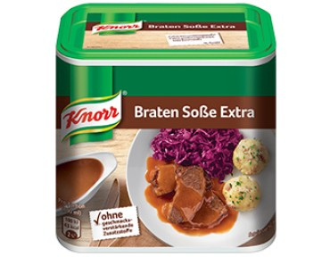 Knorr Braten Sauce Extra (Dose) 2,5 L