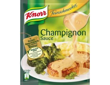 Knorr Feinschmecker Champignon Sauce