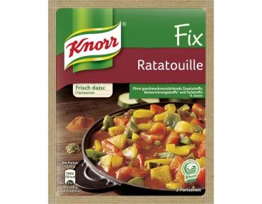 Knorr Fix für Ratatouille