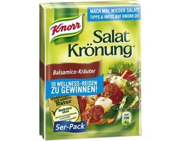 Knorr Salatkrönung Balsamico x5