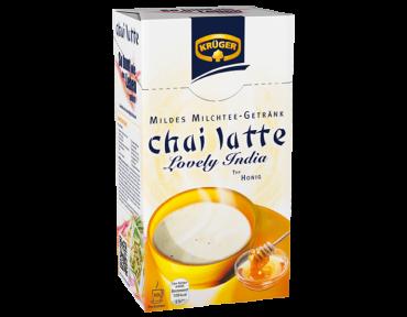 Krüger chai latte Lovely India 10 portion