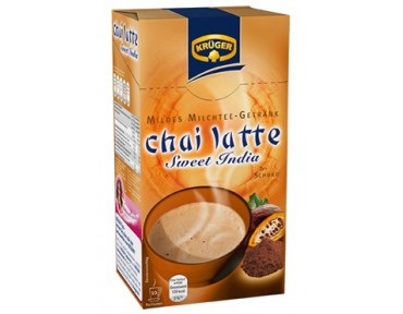 Krüger chai latte Sweet India 10 portion