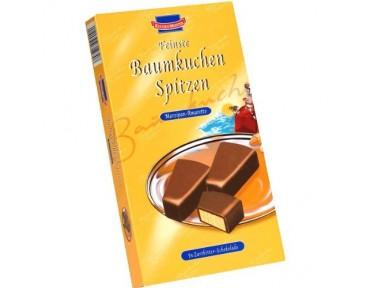 Kuchenmeister Baumkuchen Spitzen Marzipan-Amaretto125g