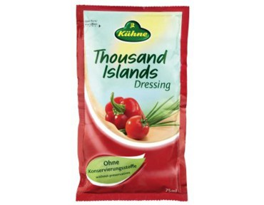 Kühne Dressing Thousand Islands 75 ml