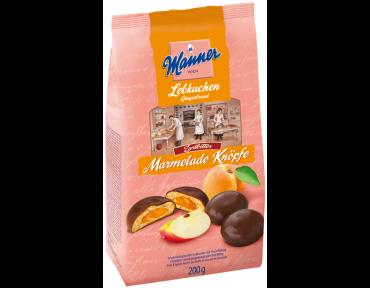 Manner Lebkuchen Marmeladen-Knöpfe 180g