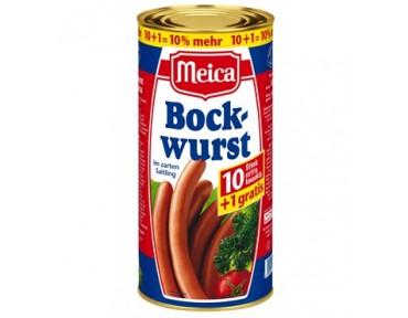 Meica 10+1 Bockwurst 990g