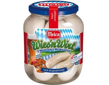 Meica Wies'n Wirt Weisswurst 345g