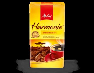 Melitta Harmonie entkoffeiniert 500g