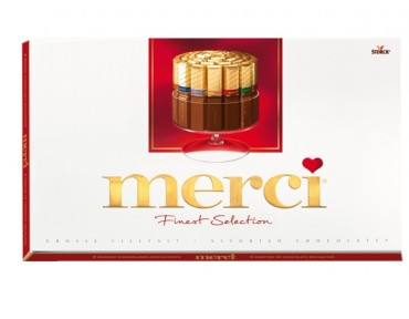 Merci Finest Selection 400g