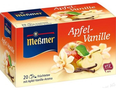 Messmer Apfel-Vanille
