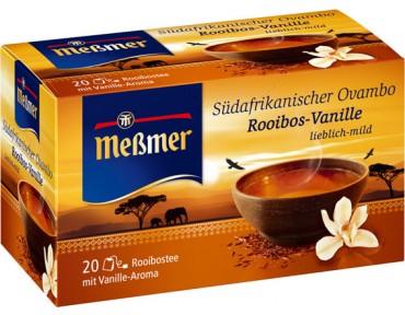 Messmer Rooibos Ovambo-vanille