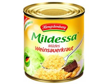 Hengstenberg Mildessa Mildes Weinsauerkraut 314 ml