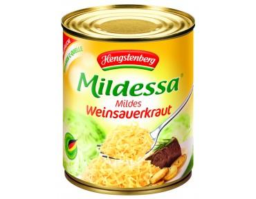 Hengstenberg Mildessa Mildes Weinsauerkraut 850 ml