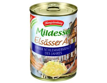 Hengstenberg Mildessa Schlemmerkraut Elsässer Art 425ml