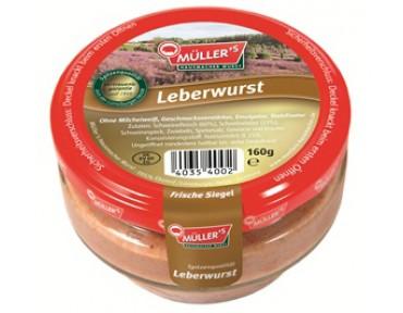 Müller's Leberwurst 160g