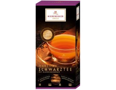 Niederegger Marzipan Schwarztee - 25er