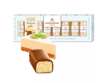 Niederegger Klassiker des Jahres Cheesecake