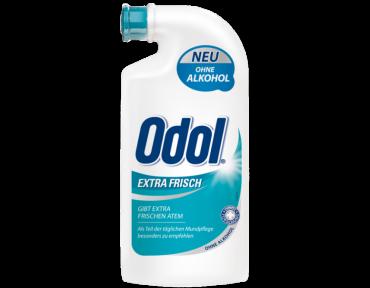 Odol extra Fresh bain de bouche 125 ml