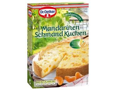 Oetker Mandarinen Schmand Kuchen