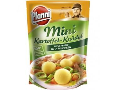 Pfanni Mini Kartoffel-Knödel fix & fertig in 7 Minuten
