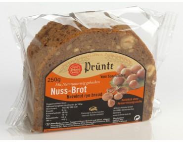 Prünte pain aux noisettes 250g