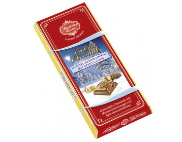 Reber Confiserie-Chocolade Winterzeit