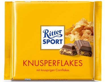 Ritter Sport Knusper Flakes 100g